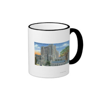 New Haven, CTYale U Sterling Memorial Library Coffee Mugs