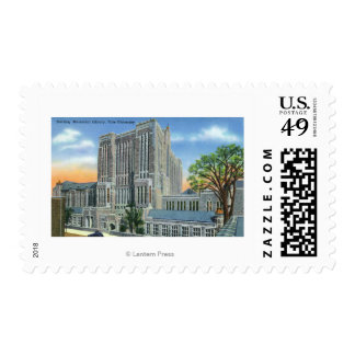 New Haven, CTYale U Sterling Memorial Library Postage