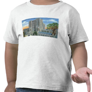 New Haven, CTYale U Sterling Memorial Library Tshirt