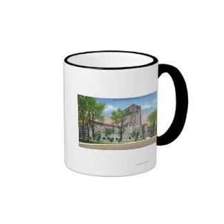 New Haven CTYale University Payne Whitney Gym Coffee Mugs