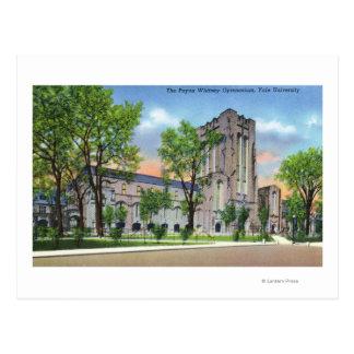New Haven, gimnasio de Payne Whitney de la Postal