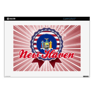 """New Haven NY Skin For 15"""" Laptop"""