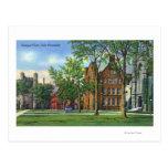 New Haven, opinión del campus universitario de Postal
