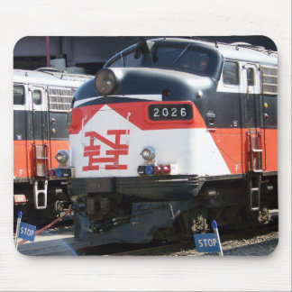 New Haven Railroad ( C- DOT ) FL 9M 2026 Mouse Pad