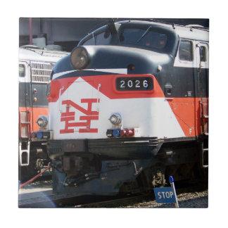 New Haven Railroad, C-DOT FL 9M 2026 Photo Tile