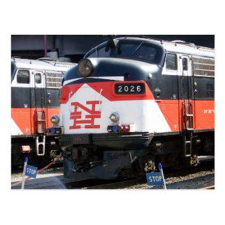 New Haven Railroad ( C- DOT ) FL 9M 2026 Postcard
