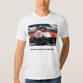 New Haven Railroad ( C- DOT ) FL 9M 2026 T Shirt