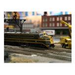 new haven railroad dl-109 postcards