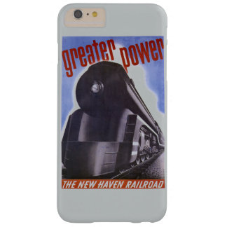New Haven Railroad Greater Power 1938 Barely There iPhone 6 Plus Case