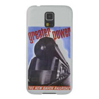 New Haven Railroad Greater Power 1938 Case For Galaxy S5