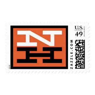 New Haven Railroad Logo Postage Stamp