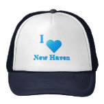 New Haven -- Sky Blue Trucker Hat
