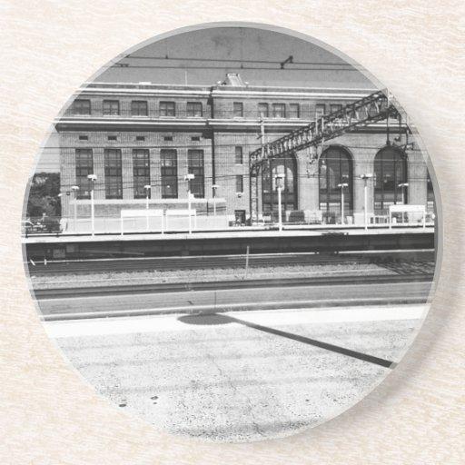 New Haven Union Station Beverage Coaster