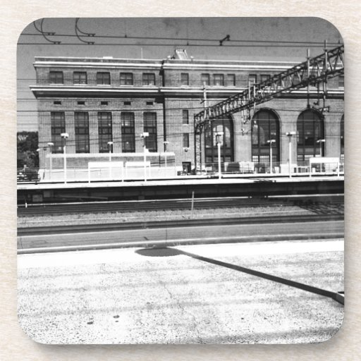 New Haven Union Station Drink Coasters