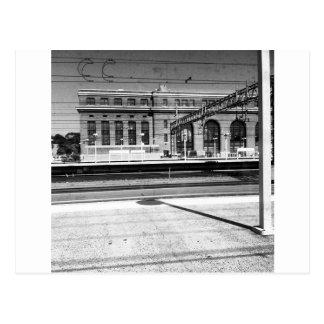 New Haven Union Station Postcard