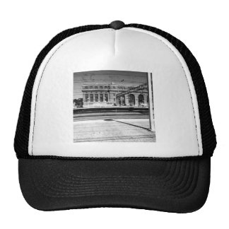 New Haven Union Station Trucker Hat