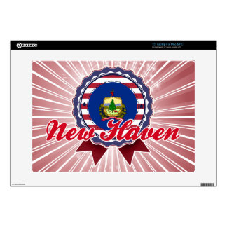 """New Haven VT Decals For 15"""" Laptops"""