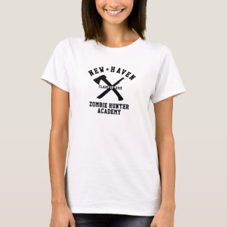 New Haven Zombie Hunter Academy Shirt