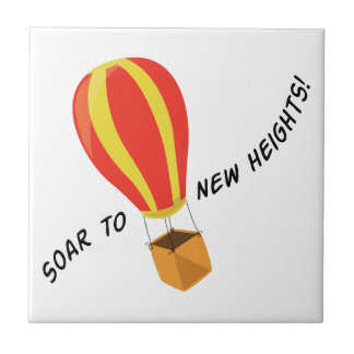 New Heights! Ceramic Tiles