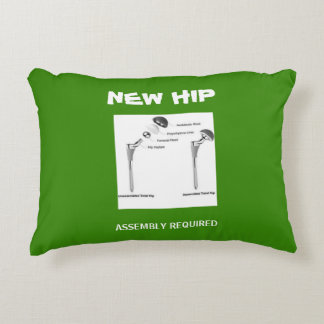New Hip - Assembly Required Decorative Pillow