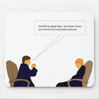 New Hire Mouse Pad