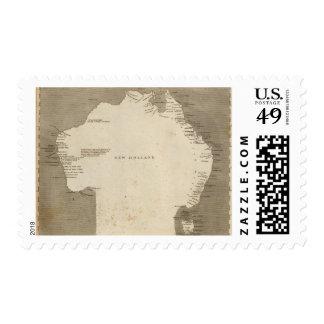 New Holland, Australia Stamp