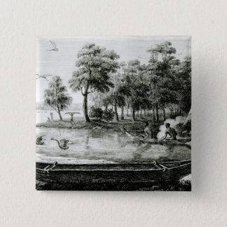 New Holland: New South Wales Pinback Button