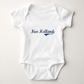 New Holland Pennsylvania Classic Design Baby Bodysuit