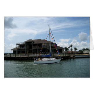 New Home Construction, Marco Island, Florida 2010 Card