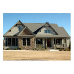 new home for sale large business cards (Pack of 100)