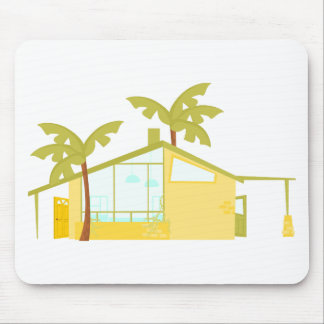 New Home in the Palms Mouse Pad
