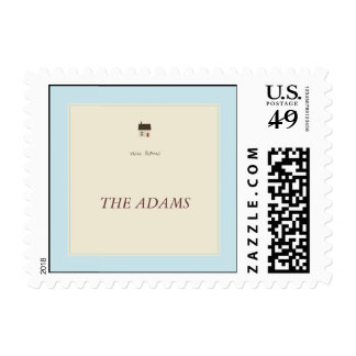 new home postage stamp