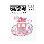 New Home Postage