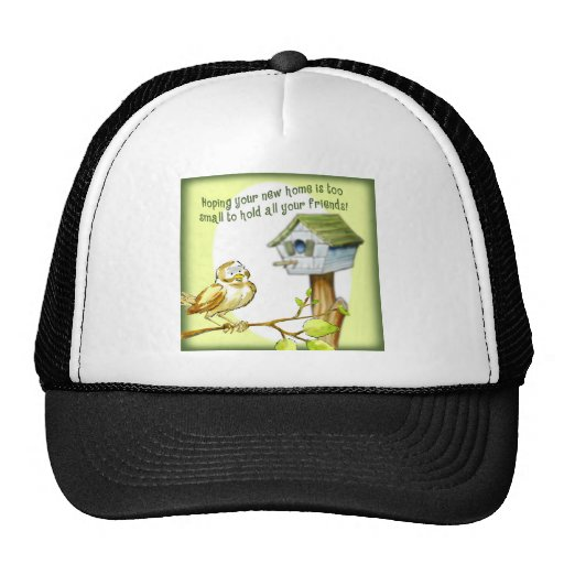 New Home Trucker Hat