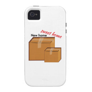New Home Vibe iPhone 4 Cover