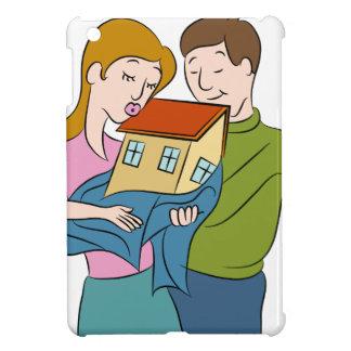 New Homeowners Cartoon iPad Mini Covers