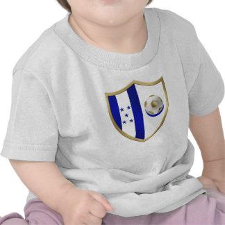New Honduras Football fans club Emblem Tshirt