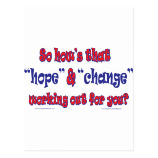 NEW-HOPE-AND-CHANGE-Funky Script Postcard
