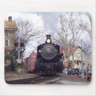New Hope & Ivyland Steam Engine # 40 Mouse Pad