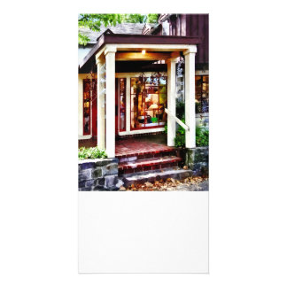 New Hope PA - Craft Shop Card