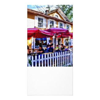 New Hope PA - Dining Al Fresco Card