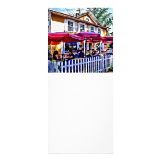 New Hope PA - Dining Al Fresco Rack Card