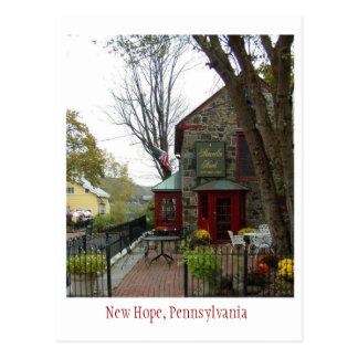 New Hope, Pennsylvania Postcard