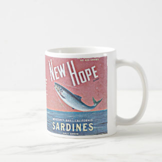 new hope sardines mug