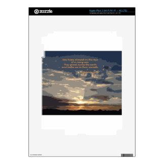New Hopes iPad 3 Decals