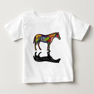 NEW HORIZON HORSE BABY T-Shirt