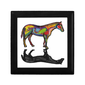 NEW HORIZON HORSE JEWELRY BOX