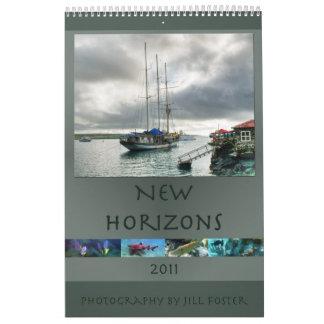 New Horizons 2011 Calendar