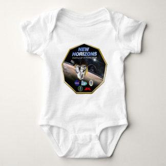 New Horizons Mission To Pluto! Baby Bodysuit