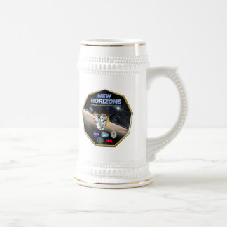 New Horizons Mission To Pluto! Beer Stein